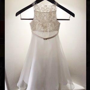 David's Bridal 2T dress (used once)